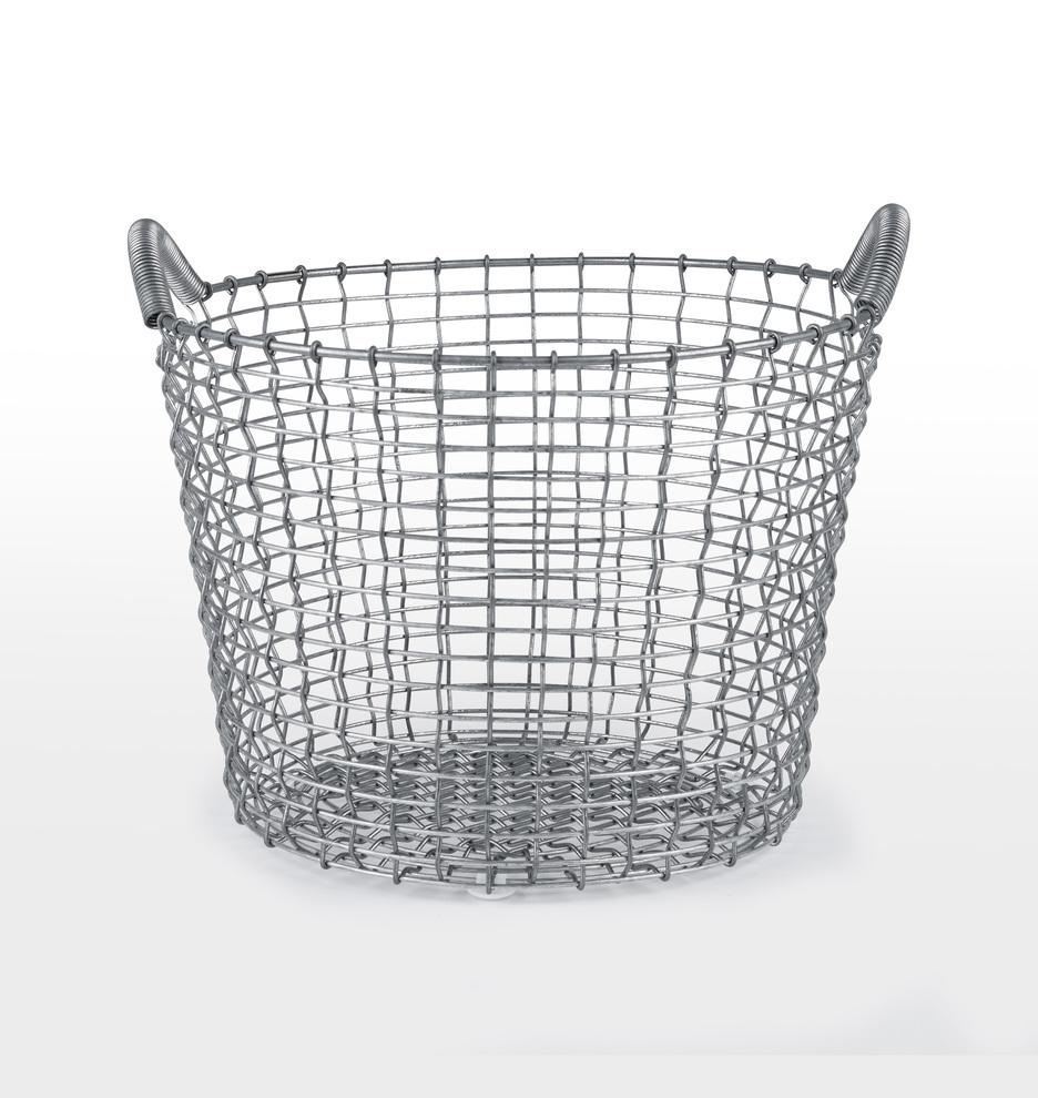 korbo classic 24 handmade wire basket rejuvenation. Black Bedroom Furniture Sets. Home Design Ideas