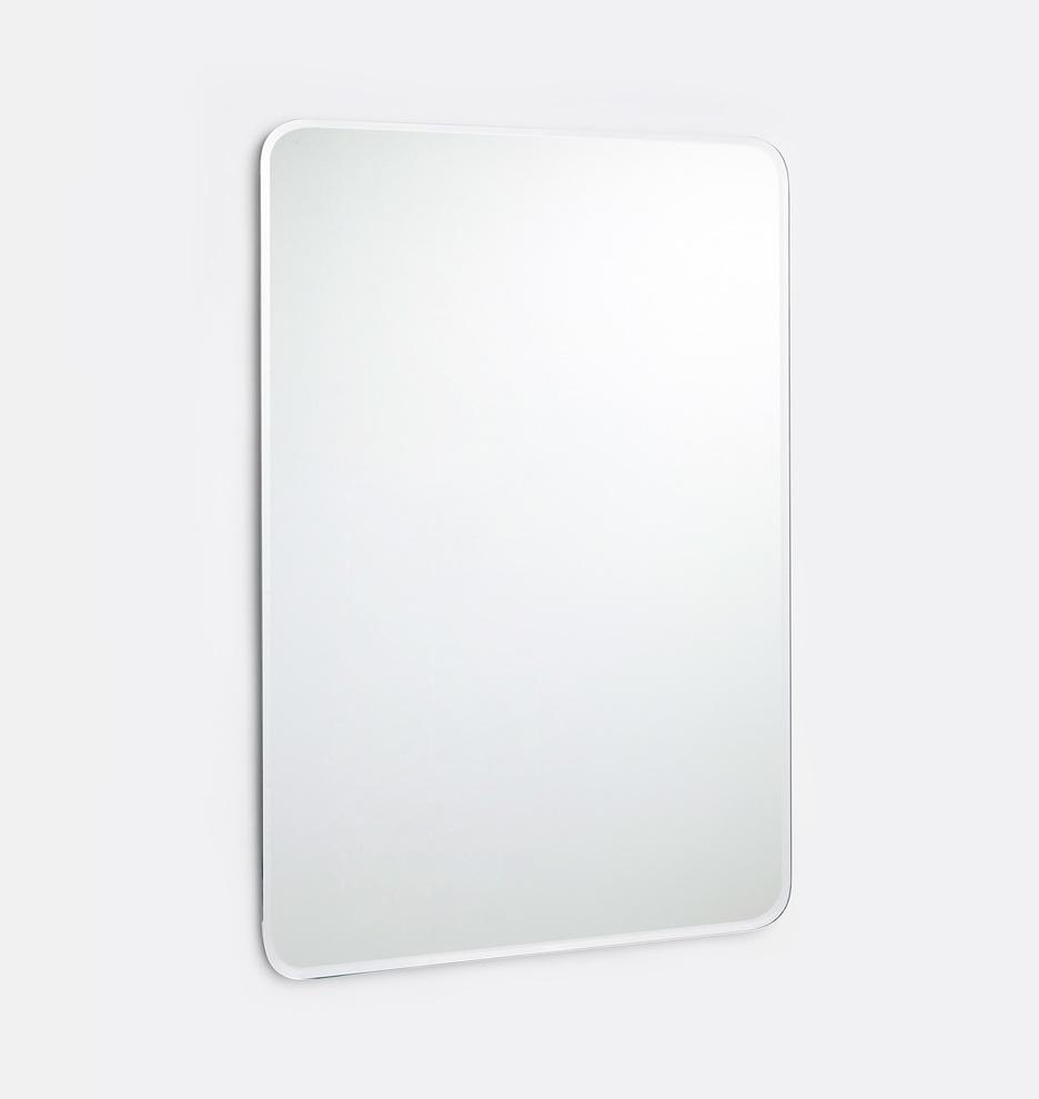 20 X 30 Rectangular Frameless Mirror Rejuvenation