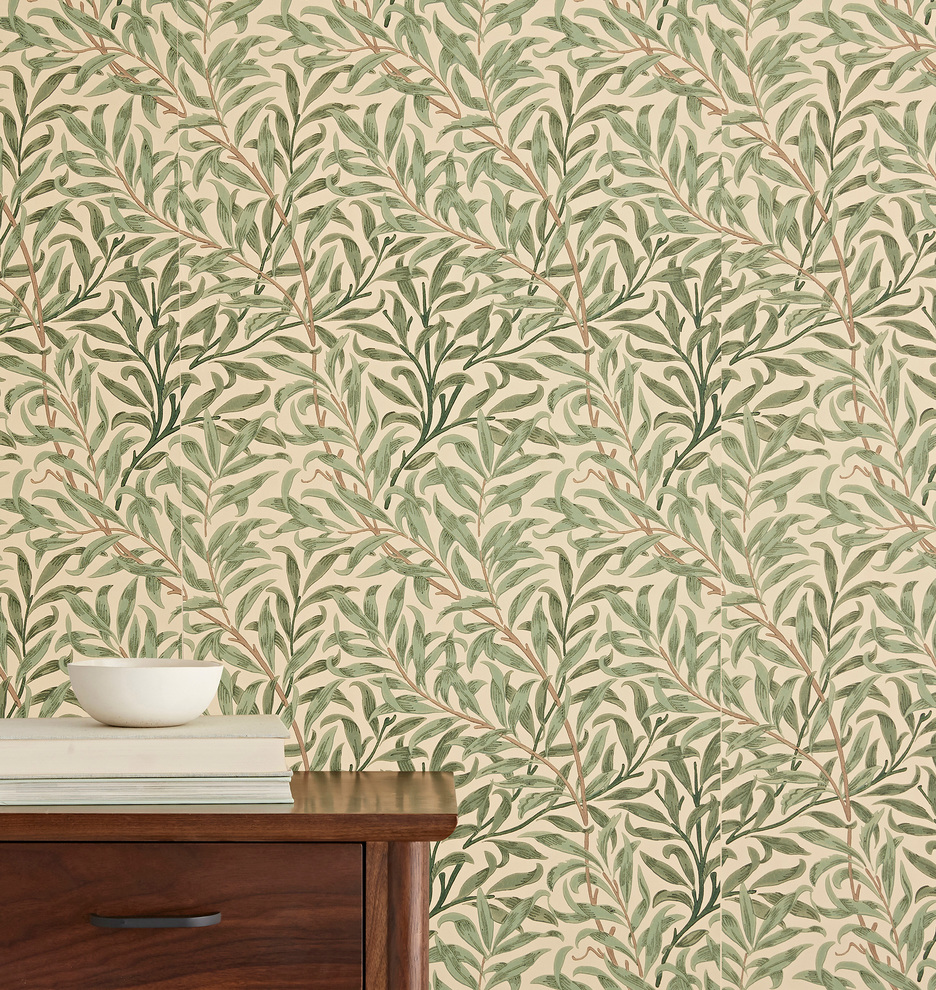 Willow Boughs Morris Co Wallpaper