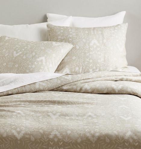 Woodward Duvet With Organic Linen Rejuvenation