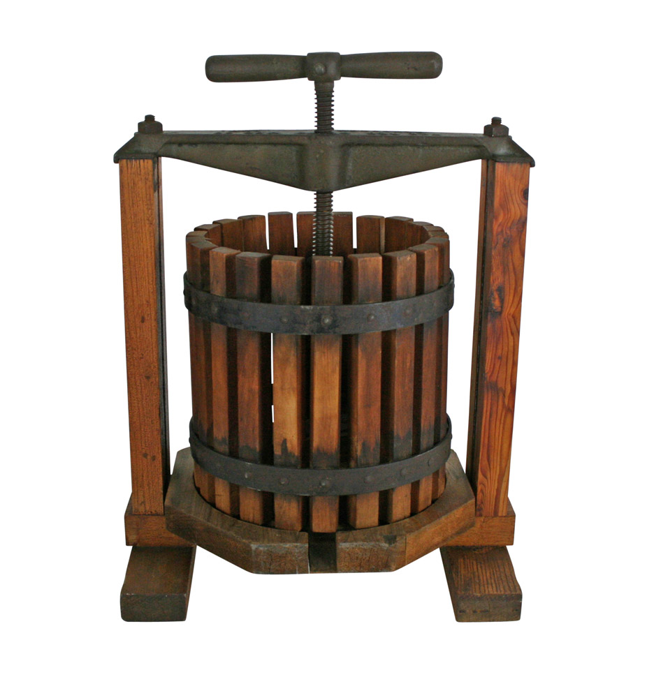 Cider Press For Sale >> Small Red Cross Cider Mill C1920s