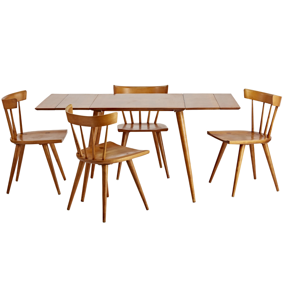 Planner Group Dining Set By Paul Mccobb