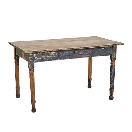 Antique Vintage Dining Tables Rejuvenation