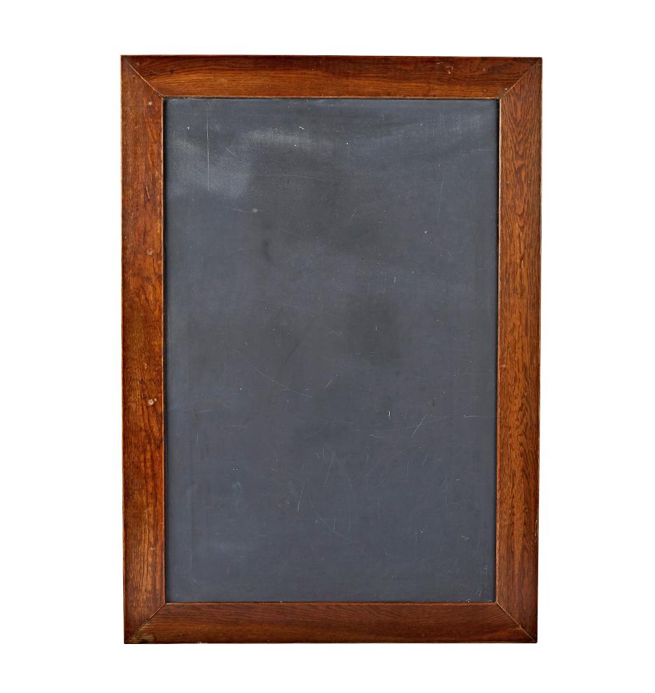 chalkboard w fir wood frame f4701 170504 01 f4701 - Wood Framed Chalkboard