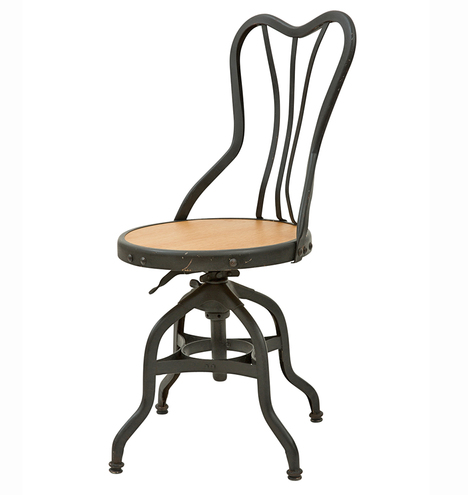 Awe Inspiring Early Toledo Cafe Chair W Adjustable Base Evergreenethics Interior Chair Design Evergreenethicsorg