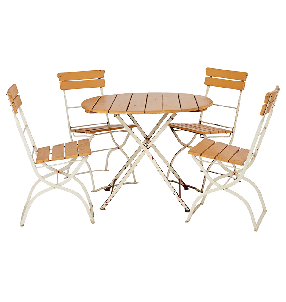 generating a preview image of your customized product - Bistro Patio Set