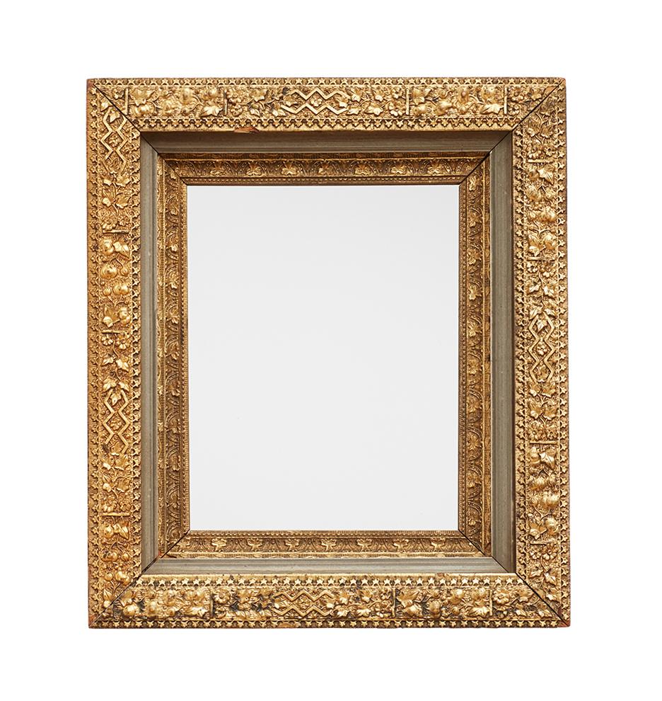 Mirror in Elaborate Gilt Gesso Frame | Rejuvenation