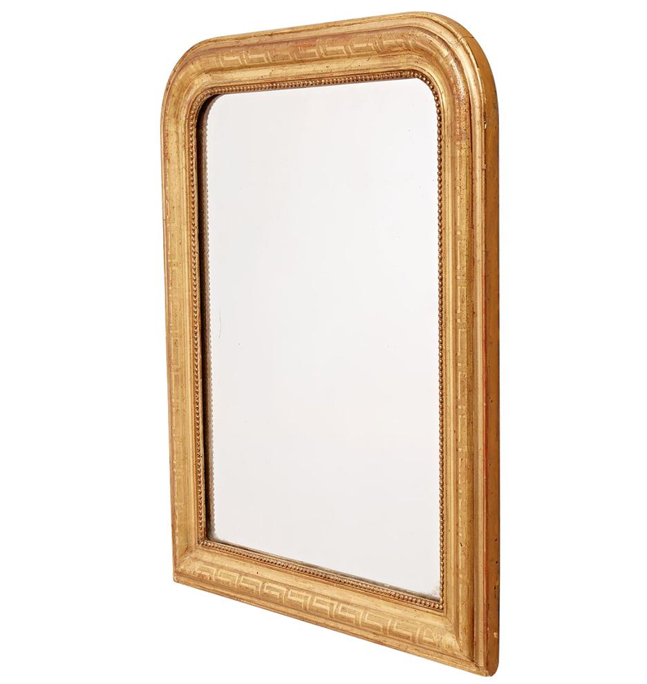 Louis philippe arched mirror w greek key motif rejuvenation f8300 170710 01 f8300 f8300 170710 02 f8300 jeuxipadfo Choice Image