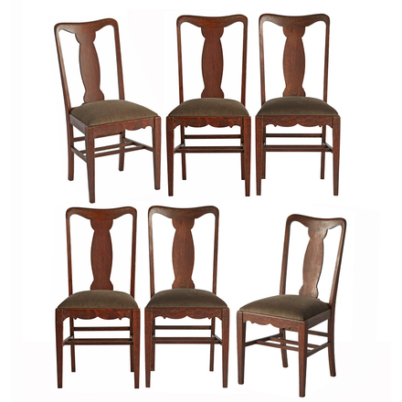 Antiques 20th Century OLD SCHOOL STACKING CHAIRS VINTAGE RETRO STACKABLE SEATING SLATTED WOODEN CHAIR