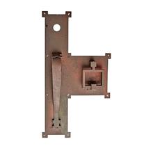 cast bronze arts u0026 crafts entry pull w knocker antique looking door knobs35 door