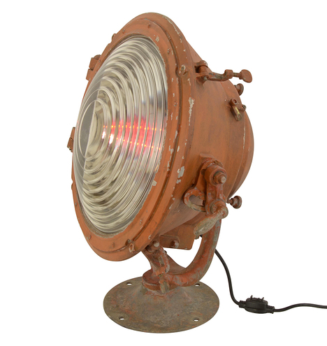 Large Industrial Flood Light by Westinghouse