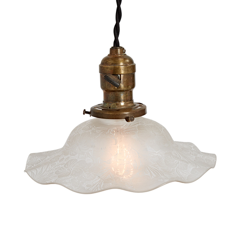 Antique Lighting , Vintage Pendant Lighting | Rejuvenation