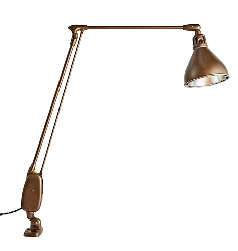 Surface-Mounted Drafting Lamp by Dazor