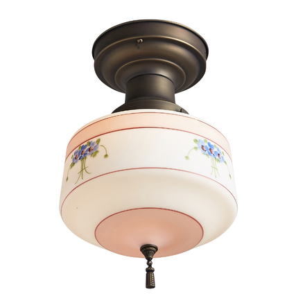 Antique Ceiling Lights & Vintage Ceiling Lights | Rejuvenation