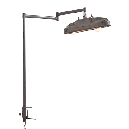 Streamline Swing Arm Workbench Lamp