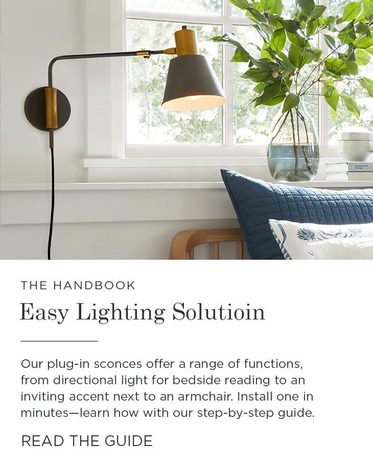 Plug In Wall Lights Rejuvenation