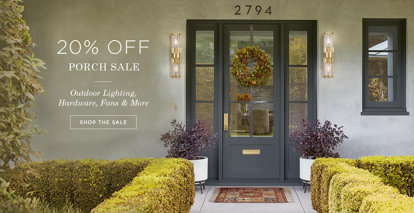 Porch Sale