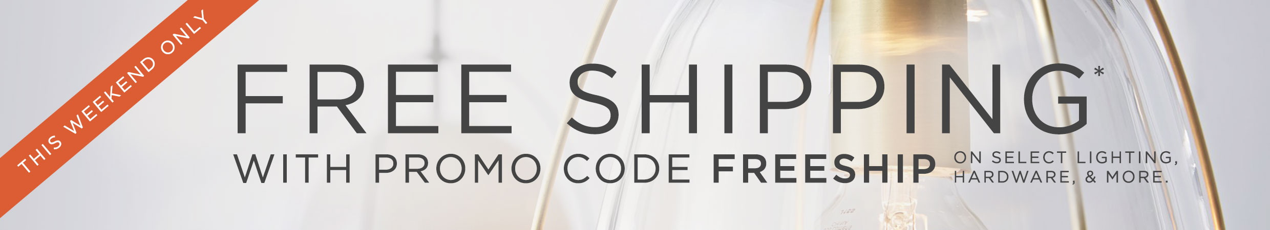 Free Shipping with Promo code FREESHIP