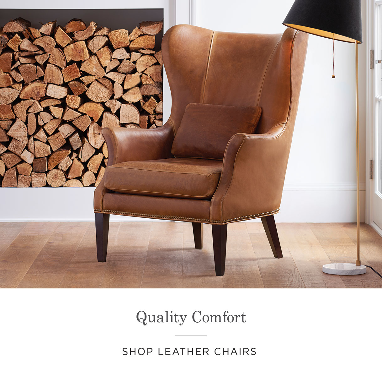 Shop Leather Chairs