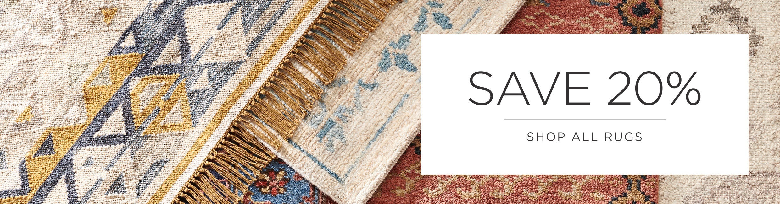 Shop the Rug Sale
