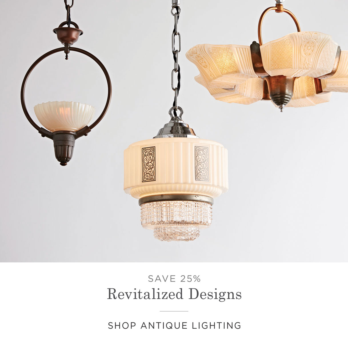 Shop Antique Lighting