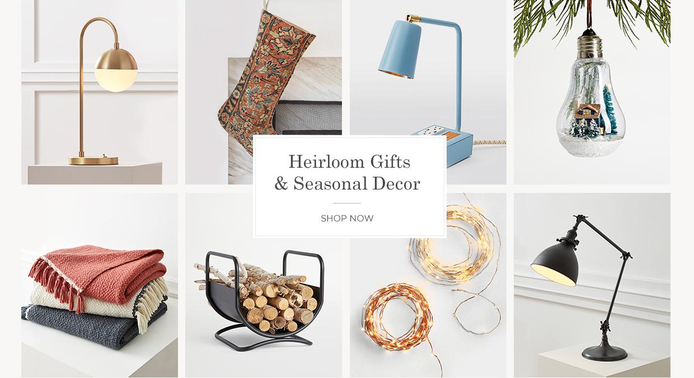 Gifts & Seasonal Decor
