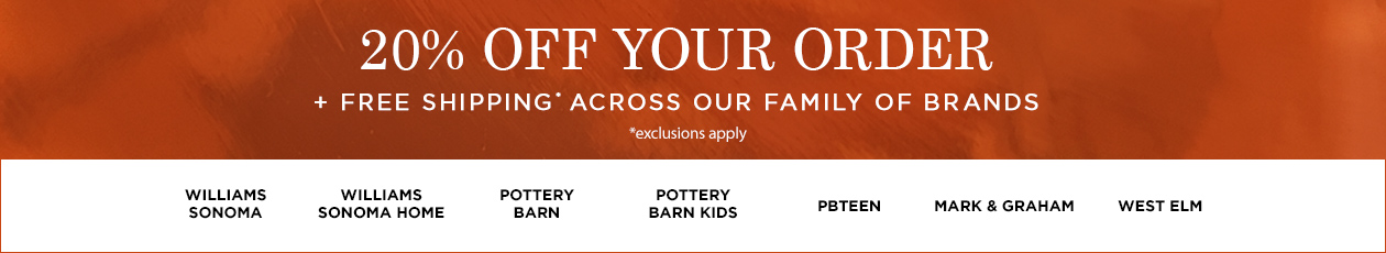 Shop our family of brands