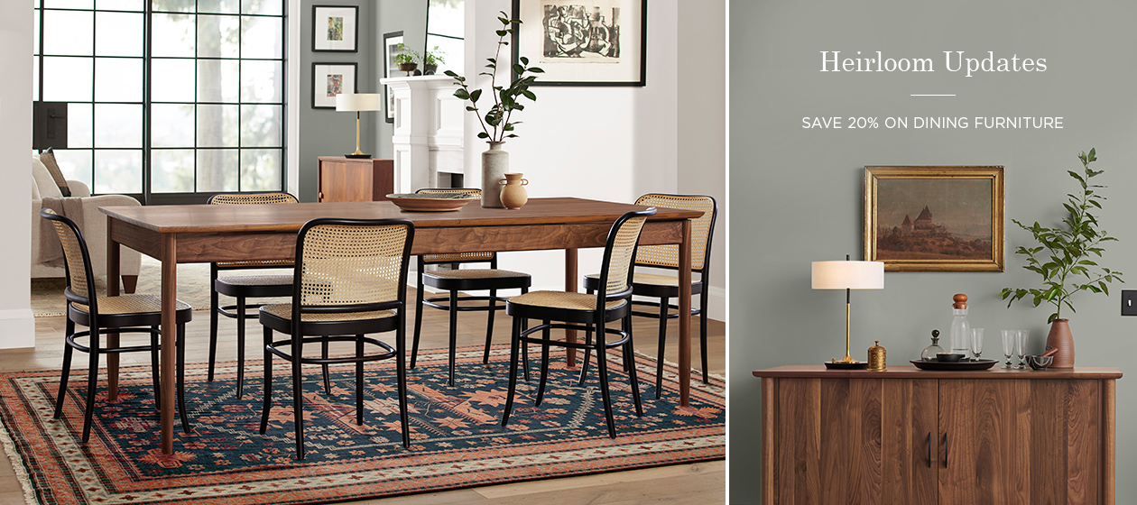 Save 20% on Dining Furniture