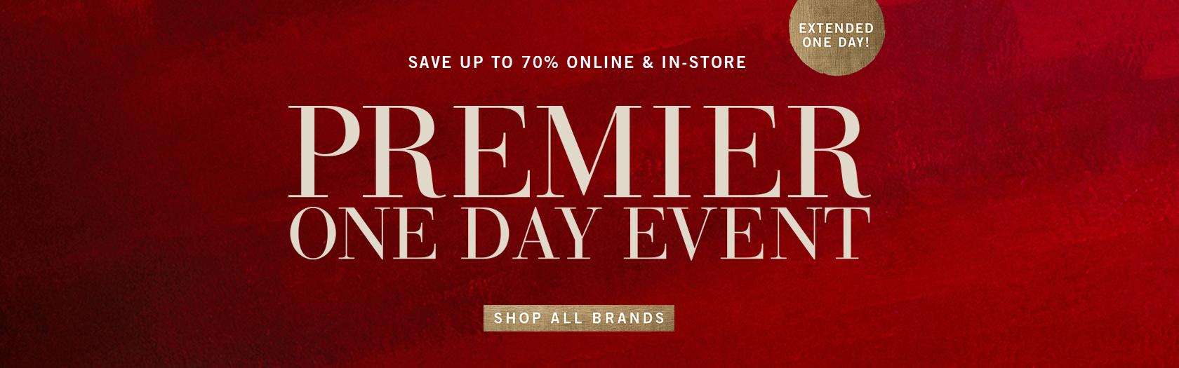 Premier Day Deals