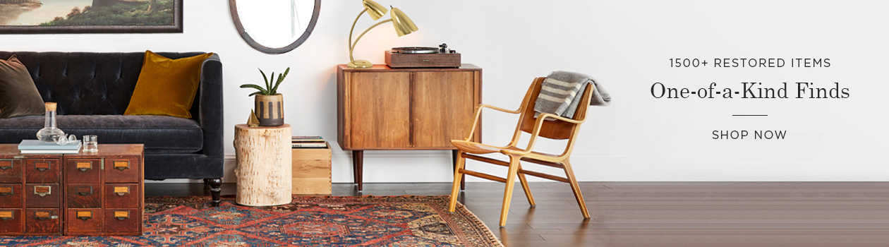 Shop Our Collection of Vintage Items