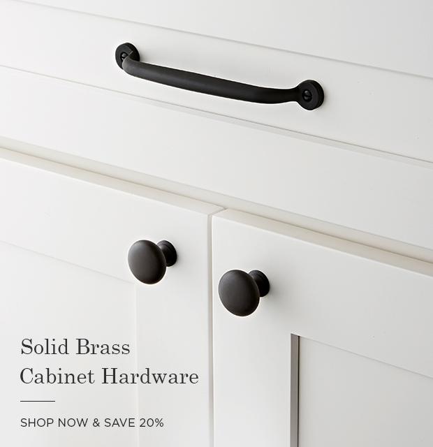 Cabinet Hardware – Save 20%