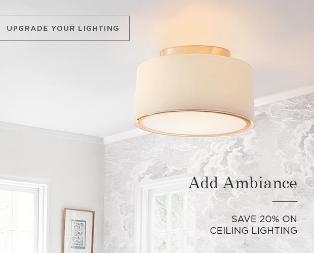 Ceiling Lighting - Save 20%