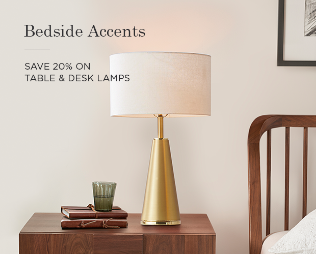 Table Lamps - Save up to 20%
