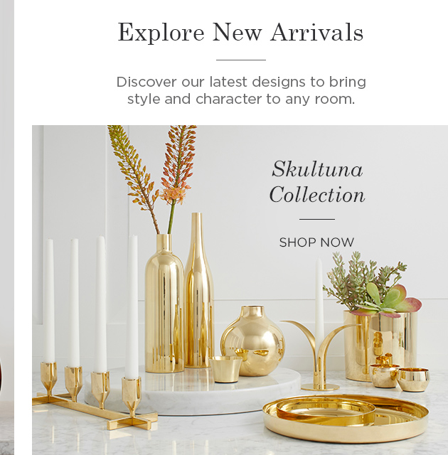 Shop The Skultuna Collection