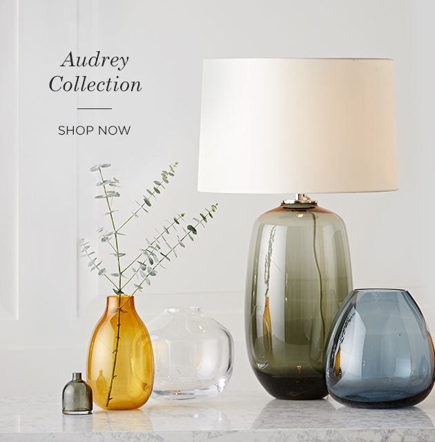 Shop the Audrey Collection
