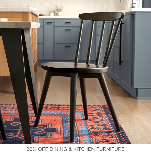 20% Off Dining and Kitchen Furniture
