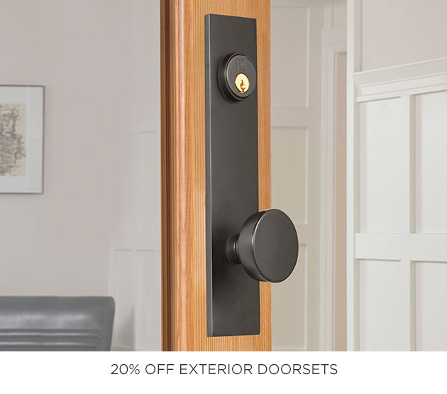 20% Off Door Sets