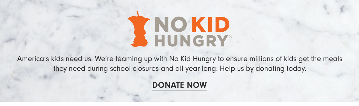 Donate to No Kid Hungry