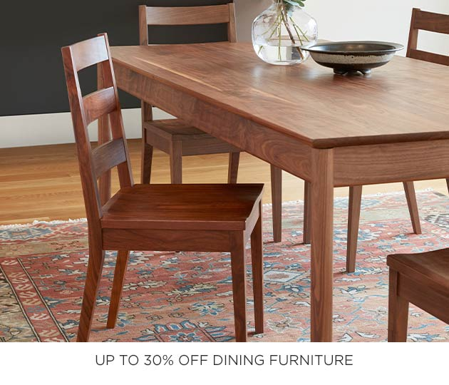 UP TO 30% Off Dining Furniture