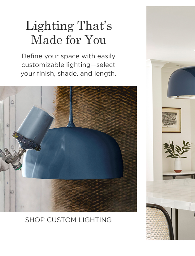 Shop Custom Lighting