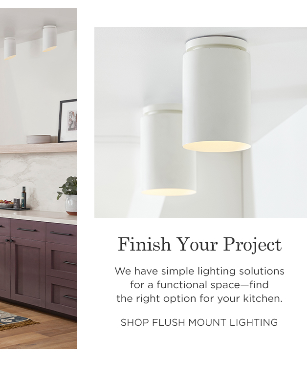Shop Flush Mount Lighting