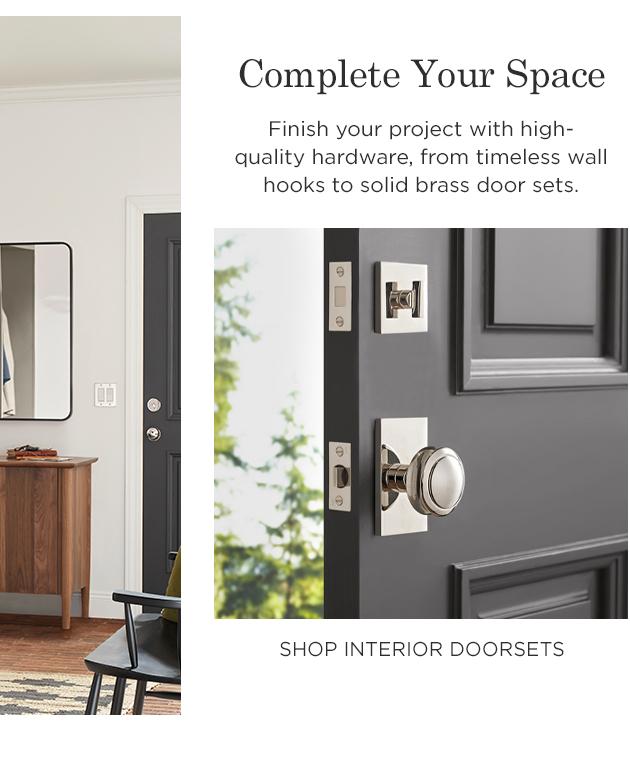 Shop Interior Doorsets
