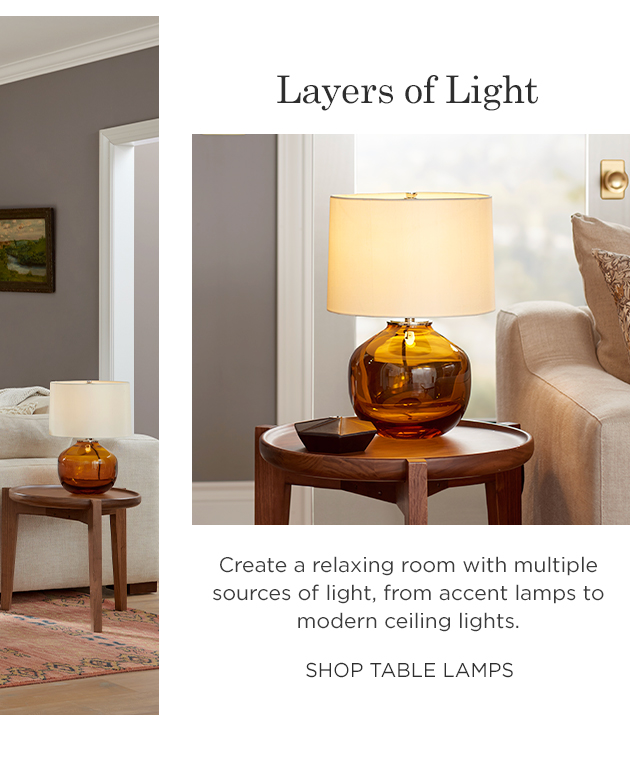 Shop Table Lamps
