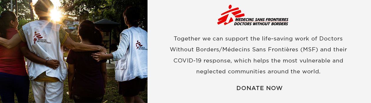 Donate to Doctors Without Borders