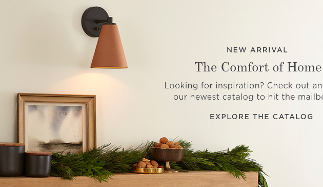 New Catalog The Comfort of Home