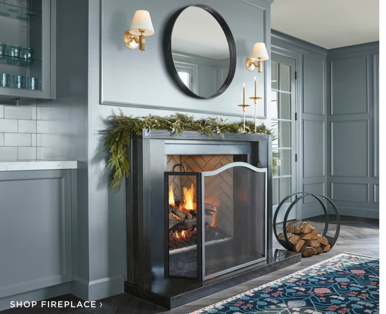 Shop All Hearth & Fireplace