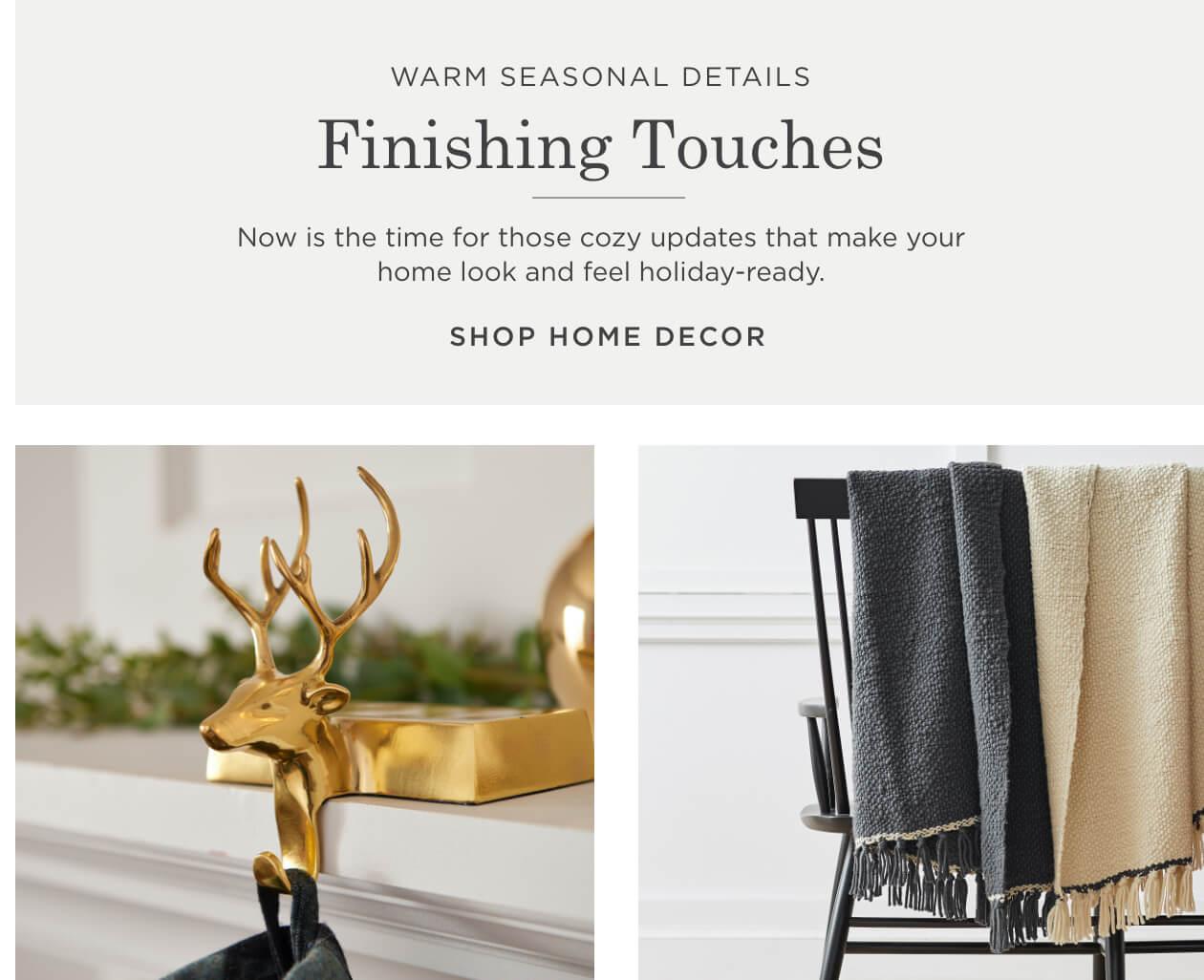 Shop Home Decor & Accents
