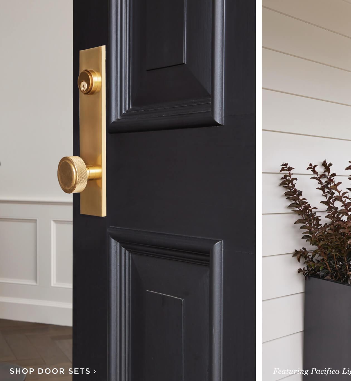 Shop Exterior Door Sets