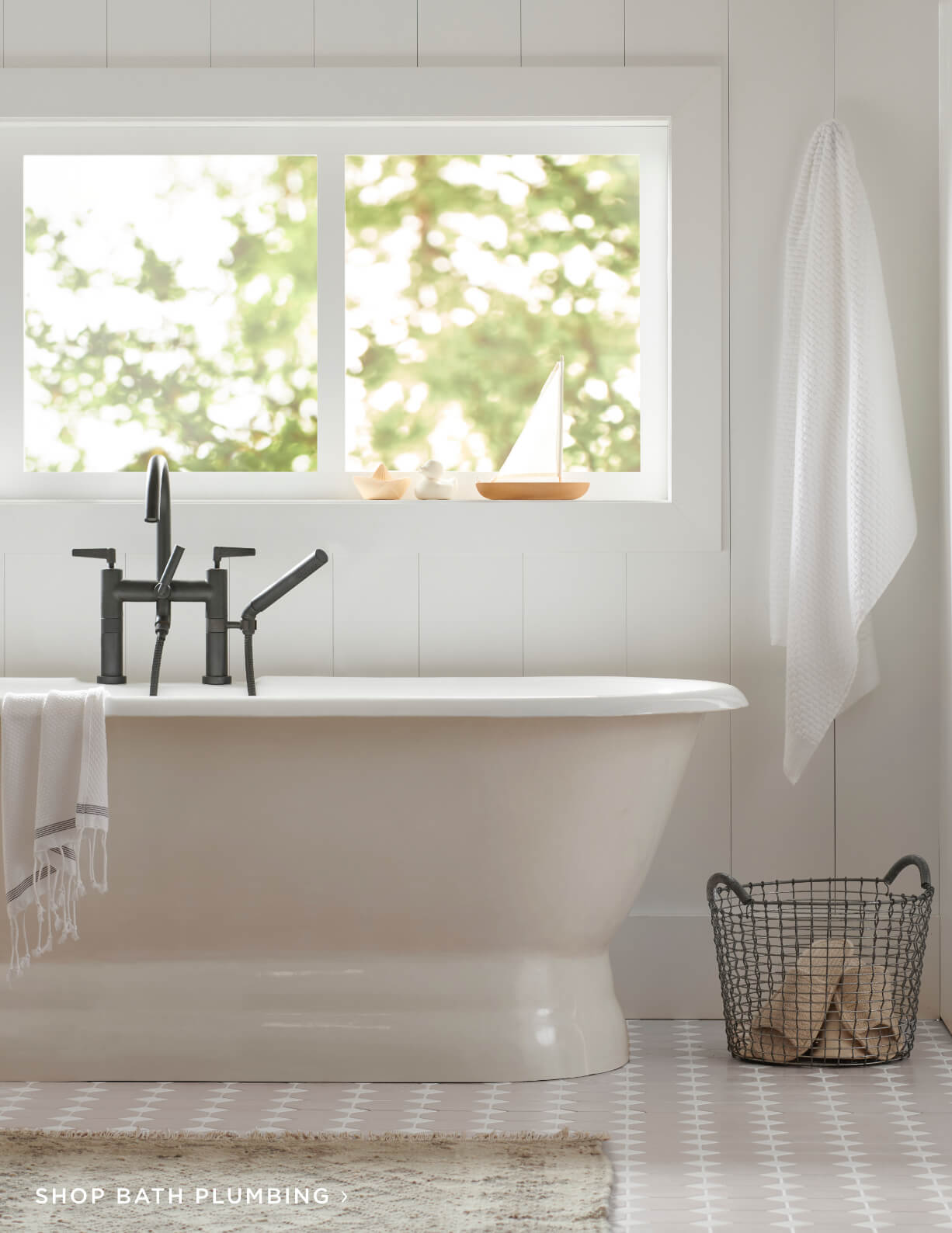 Shop Bath Plumbing