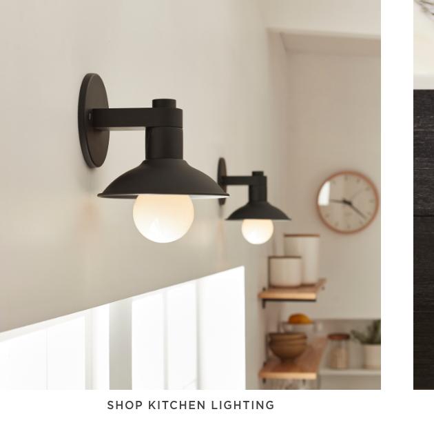 Shop Kitchen Lighting